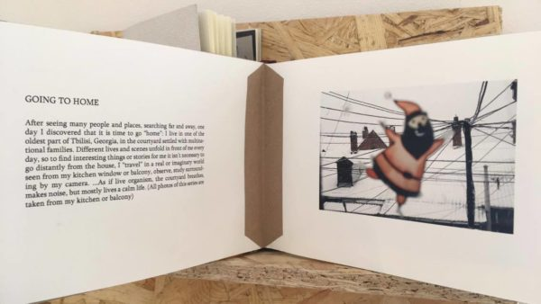 Going to Home - Lel Tutisani photography book