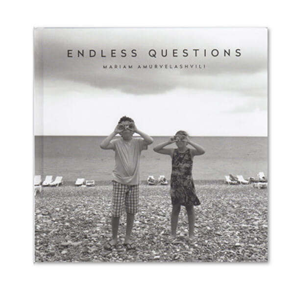 Endless Questions Photography Book by Mariam Amurvelashvili