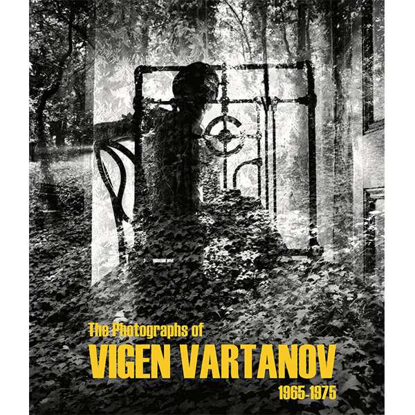 The Photographs of Vigen Vartanov 1965-1975 Photography Book